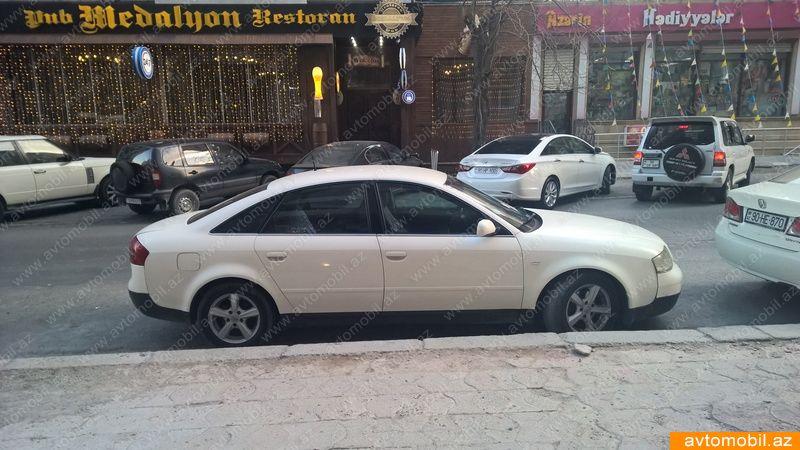 Audi A6 2.4(lt) 1998 İkinci əl  $4000