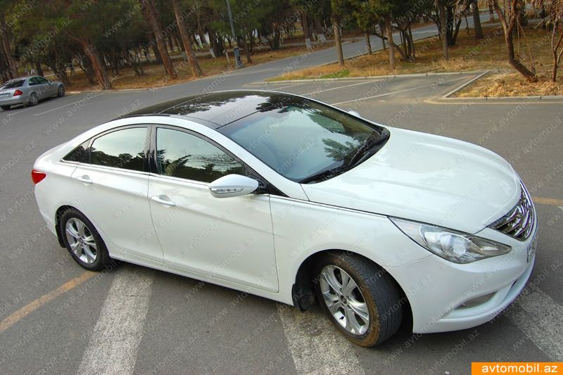 Hyundai Sonata 2.4(lt) 2010 İkinci əl  $9000