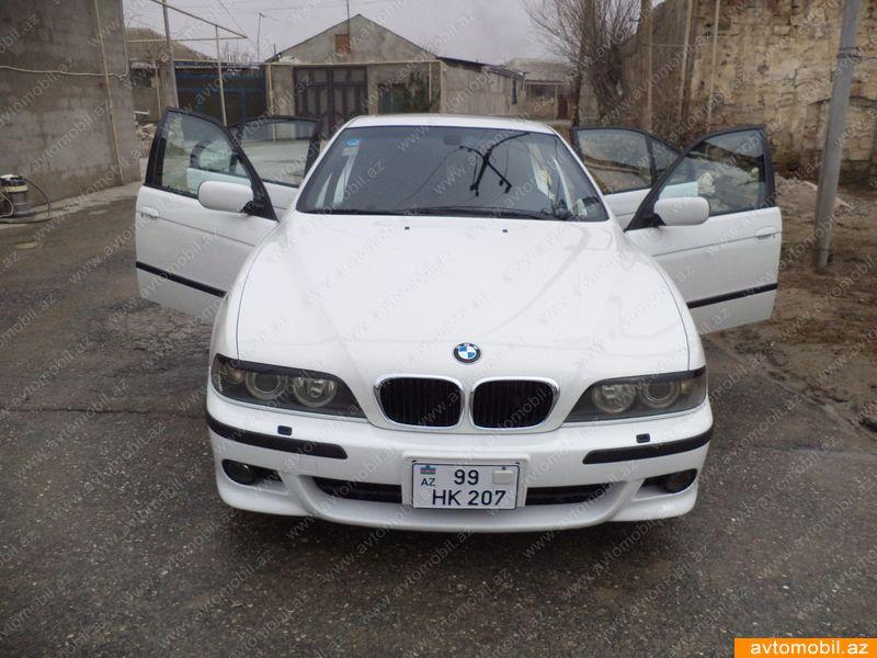 BMW 530 3.0(lt) 2002 İkinci əl  $7608