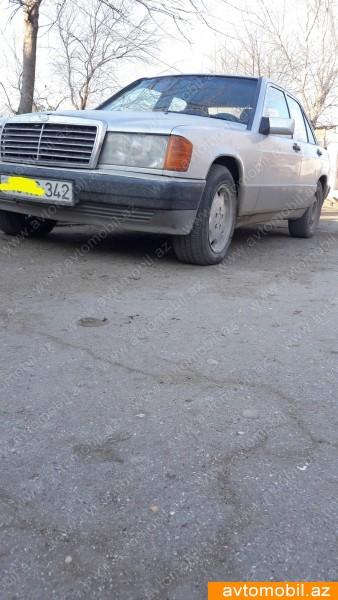 Mercedes-Benz 190 1.8(lt) 1991 İkinci əl  $3000