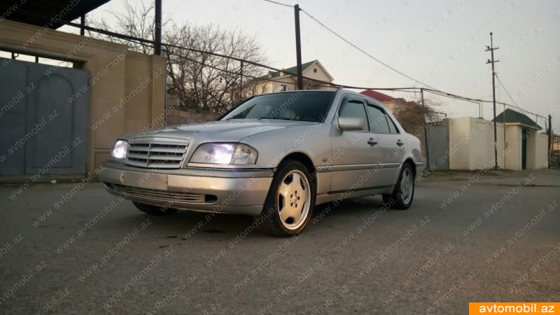 Mercedes-Benz C 180 1.8(lt) 1995 Second hand  $5200