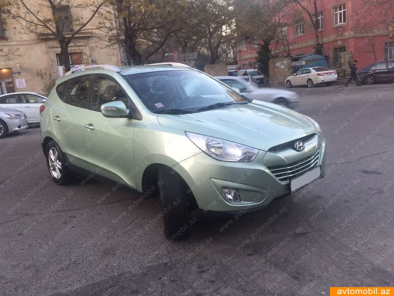 Hyundai ix 35 2.0(lt) 2010 İkinci əl  $10000