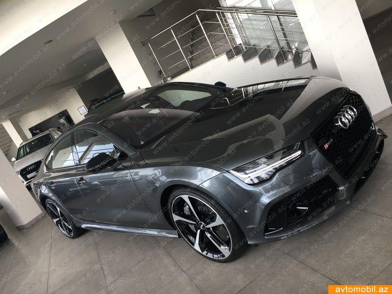 Audi RS7 4.0(lt) 2015 Yeni avtomobil  $145000