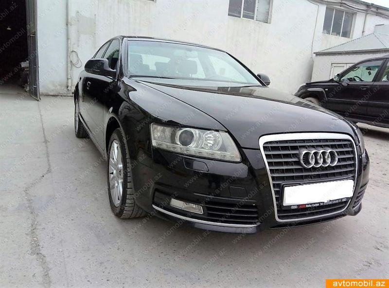 Audi A6 2.8(lt) 2009 İkinci əl  $12000