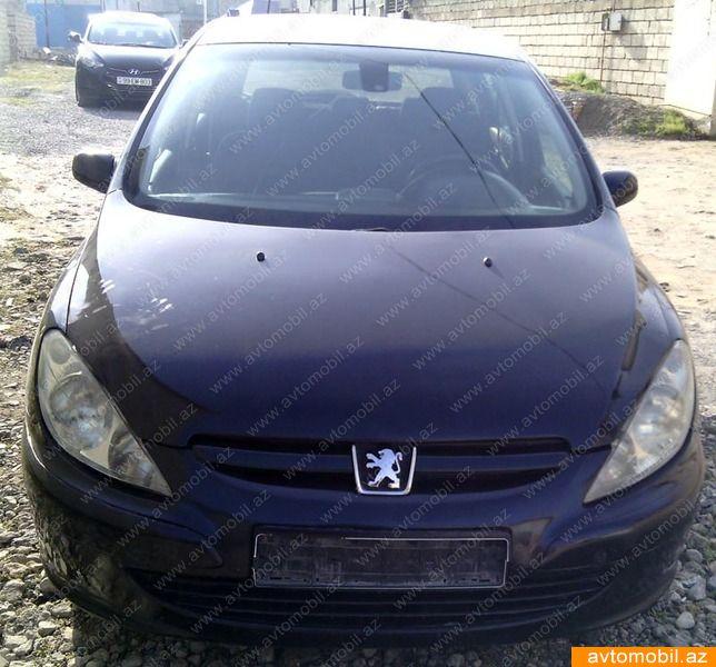 Peugeot 307 1.4(lt) 2004 İkinci əl  $2200