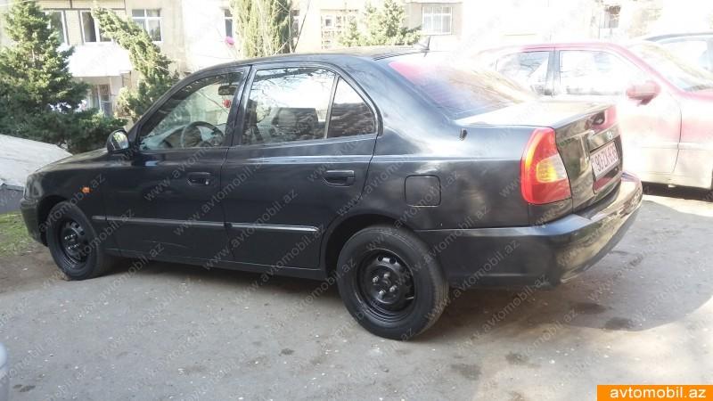 Hyundai Accent 1.5(lt) 2006 İkinci əl  $2500