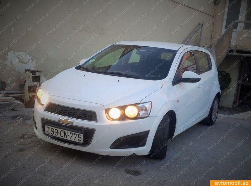 Chevrolet Aveo Tcili Satlr Kinci L 2012 4700 Benzin Srt
