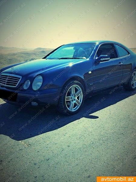 Mercedes-Benz CLK-class hamisi 2.0(lt) 1998 Подержанный  $3600