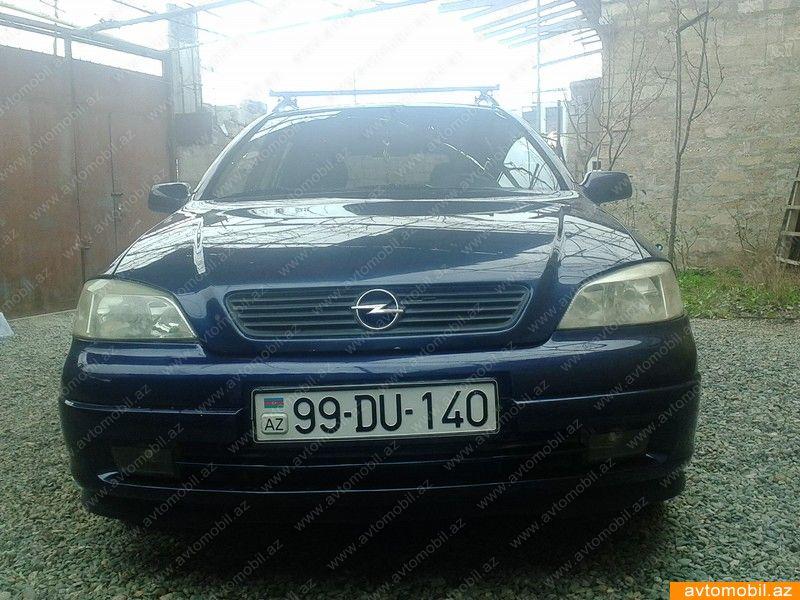 Opel Astra 1.6(lt) 1998 Подержанный  $5500