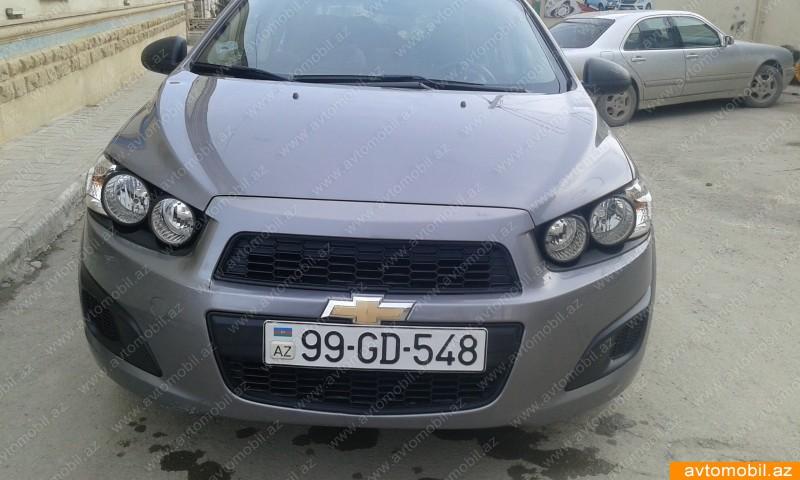 Chevrolet Aveo 1.2(lt) 2012 İkinci əl  $6500