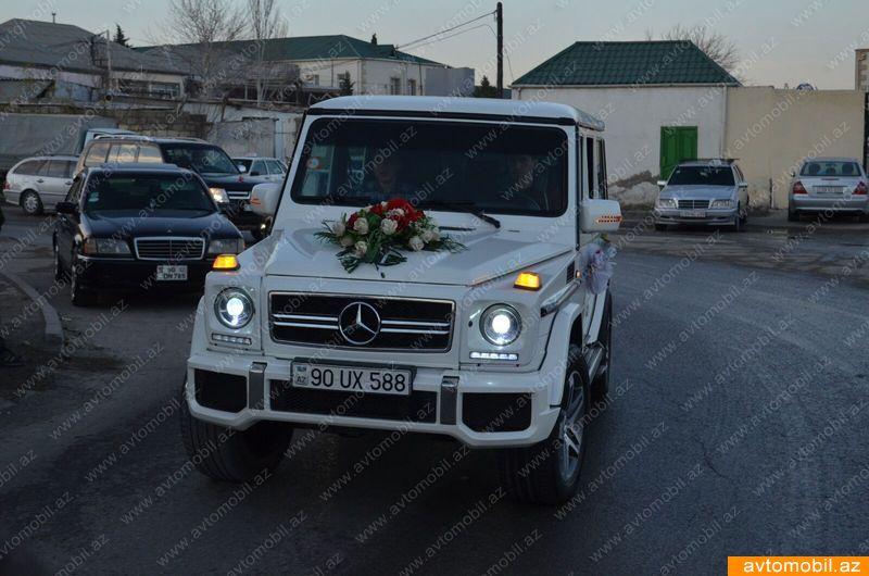 Mercedes-Benz G 350 3.5(lt) 1996 İkinci əl  $23000