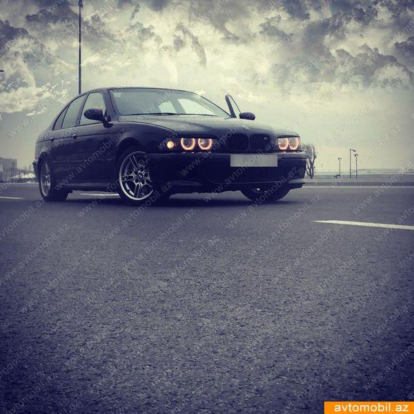 BMW 540 4.4(lt) 2001 İkinci əl  $7777