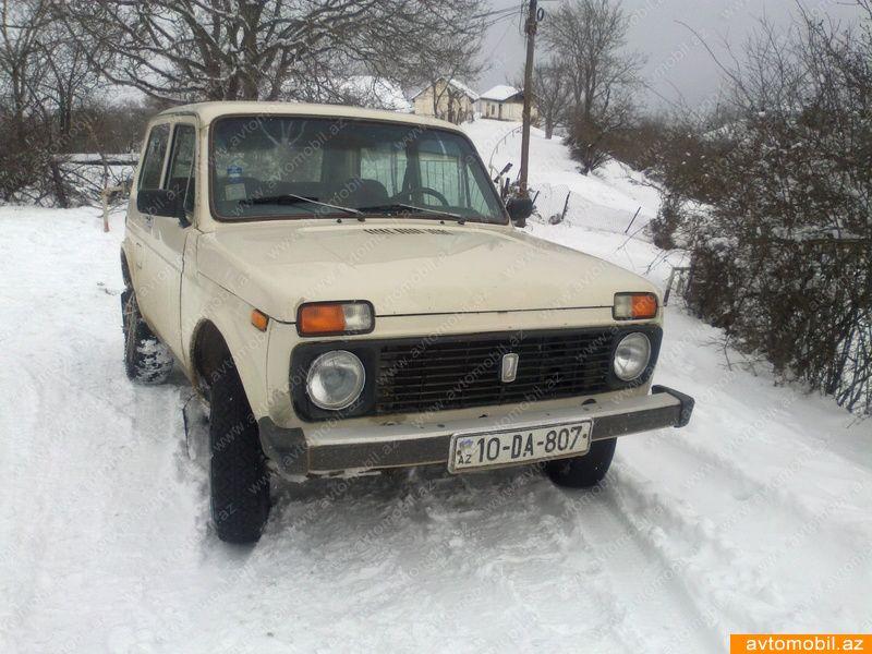 VAZ Niva 1.7(lt) 1992 Подержанный  $3700