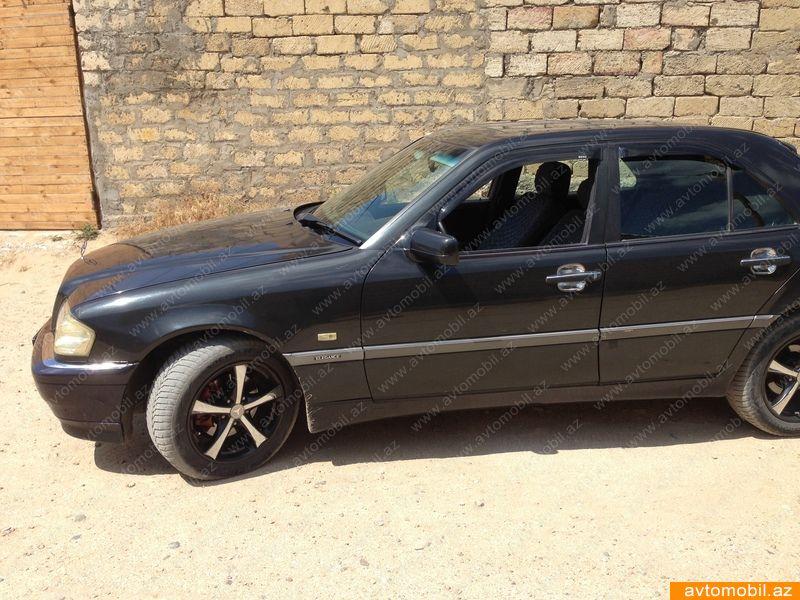 Mercedes benz c 220 elegance urgent sale second hand 1995 for Second hand mercedes benz for sale