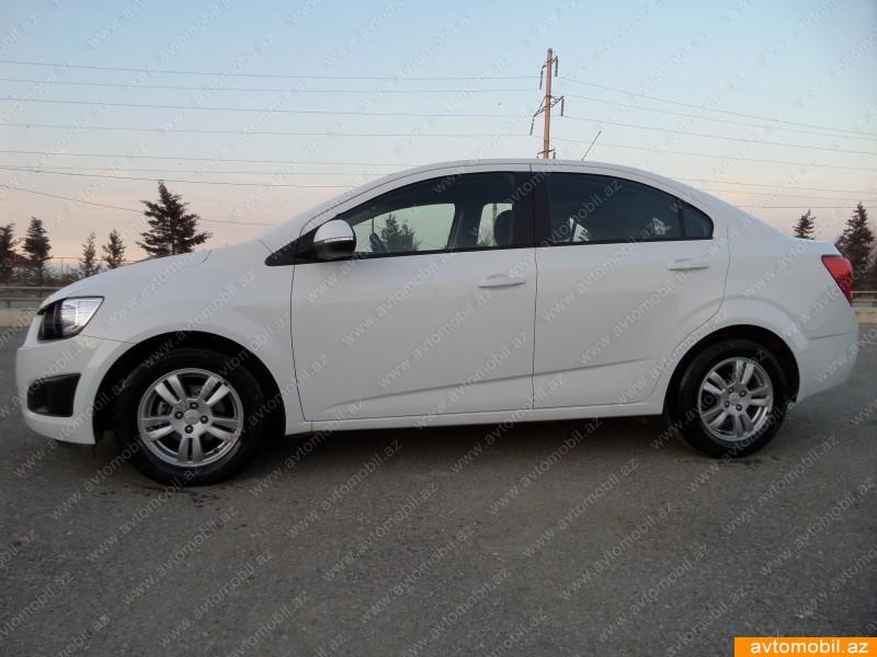 Chevrolet Aveo 1.4(lt) 2014 Second hand  $11200