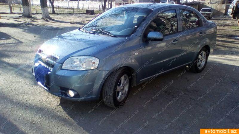 Chevrolet Aveo 1.4(lt) 2007 Second hand  $5000