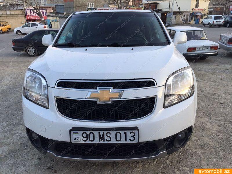 Chevrolet Orlando 1.8(lt) 2012 Second hand  $8300