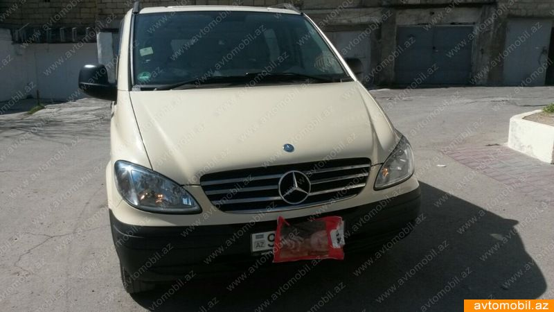 Mercedes-Benz Vito 2.2(lt) 2008 Second hand  $22800