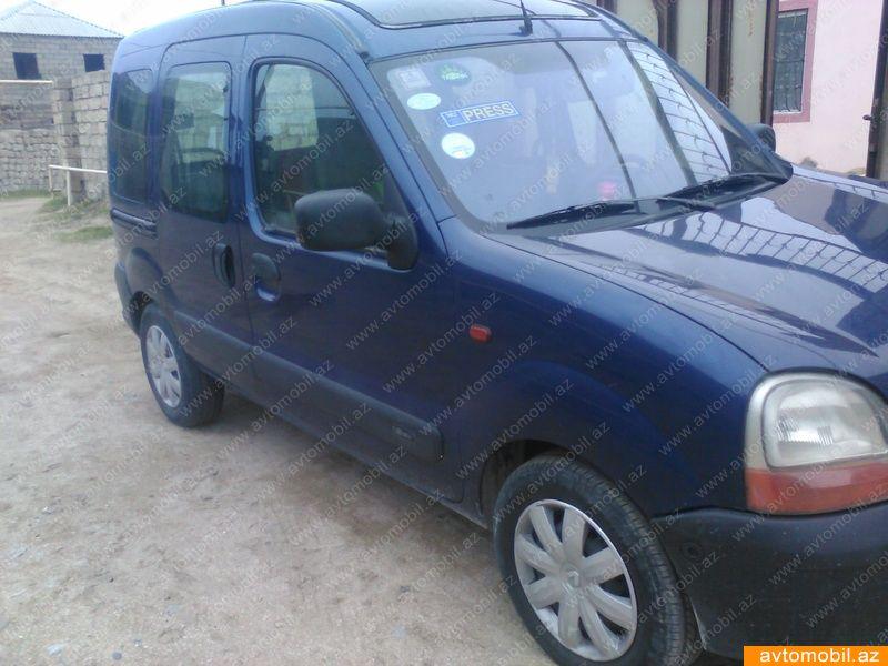 Renault Kangoo 1.2(lt) 2002 İkinci əl  $2400