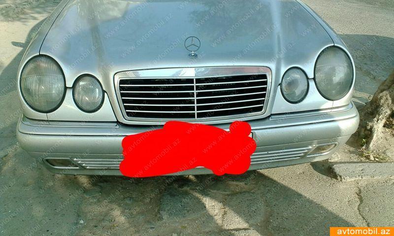 Mercedes-Benz E 220 2.2(lt) 1998 İkinci əl  $8500