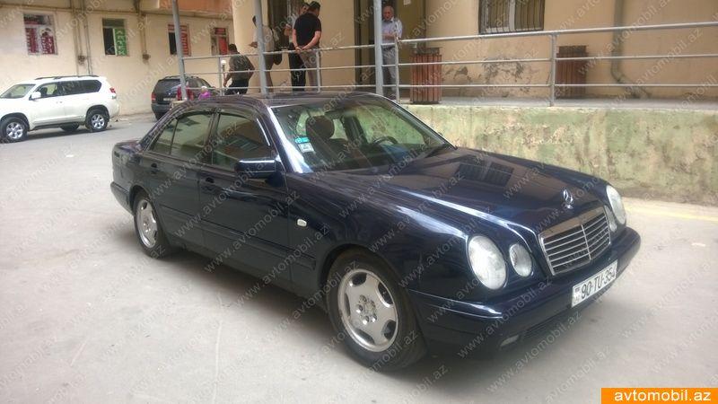 Mercedes-Benz E 240 2.4(lt) 1998 Second hand  $3700
