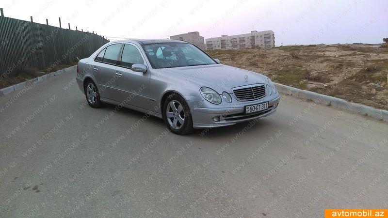 Mercedes-Benz E 240 2.6(lt) 2003 Second hand  $16500