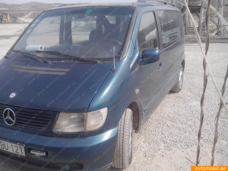 Mercedes-Benz Vito 2.2(lt) 2001 Second hand  $5000