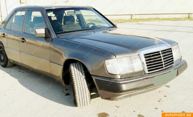 Mercedes-Benz E 260 2.6(lt) 1993 Second hand  $1750