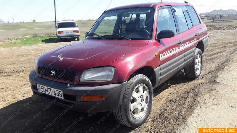 Toyota RAV 4 2.0(lt) 1995 Second hand  $2800