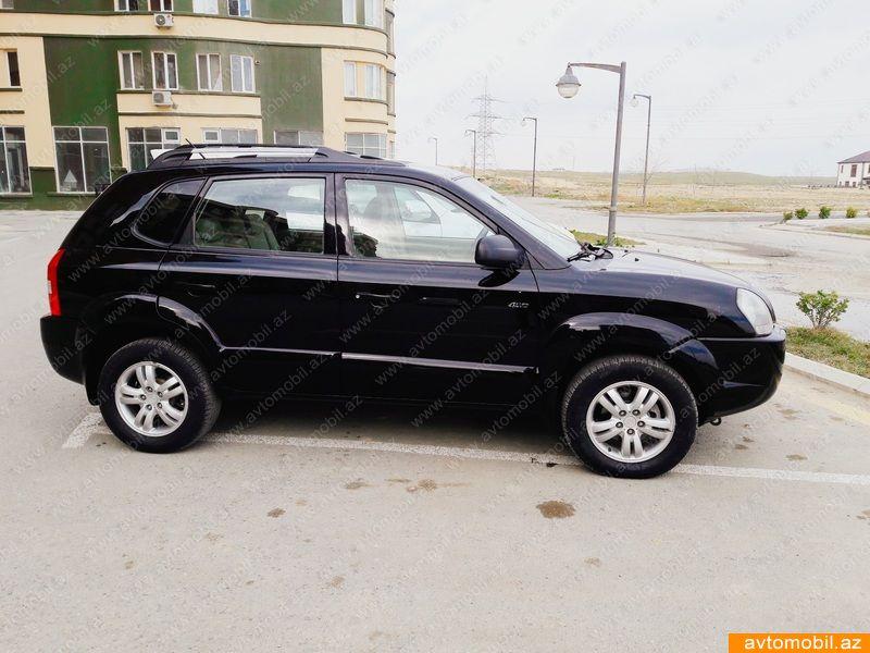Hyundai Tucson 2.7(lt) 2005 Подержанный  $11700