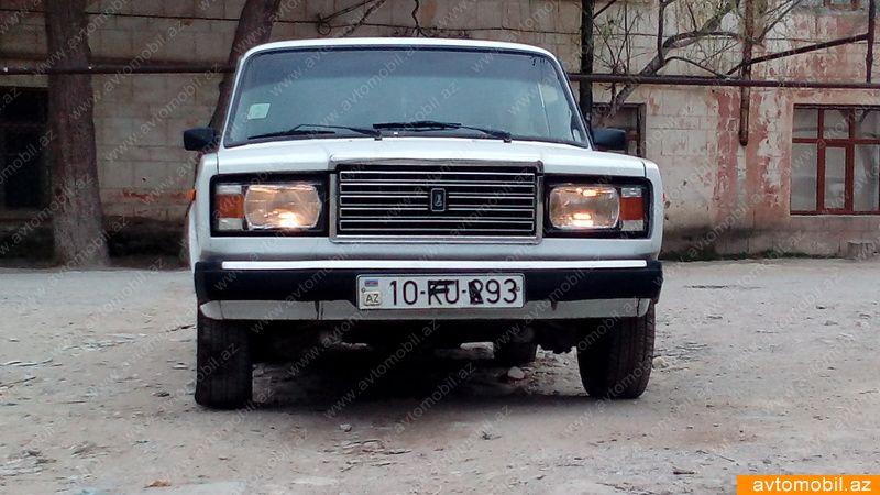 VAZ 2107 1.5(lt) 1999 Подержанный  $3000