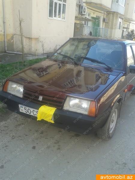 VAZ 21099 1.5(lt) 1996 İkinci əl  $3200