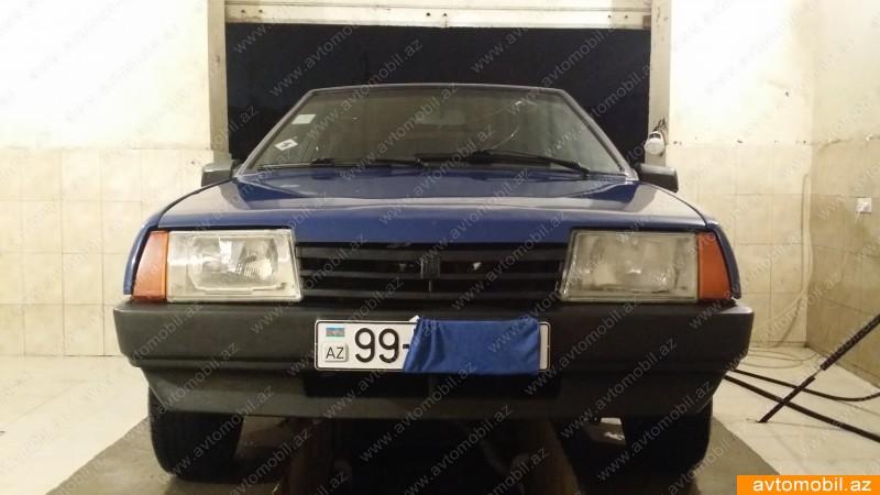 VAZ 2109 1.5(lt) 1996 Подержанный  $2500