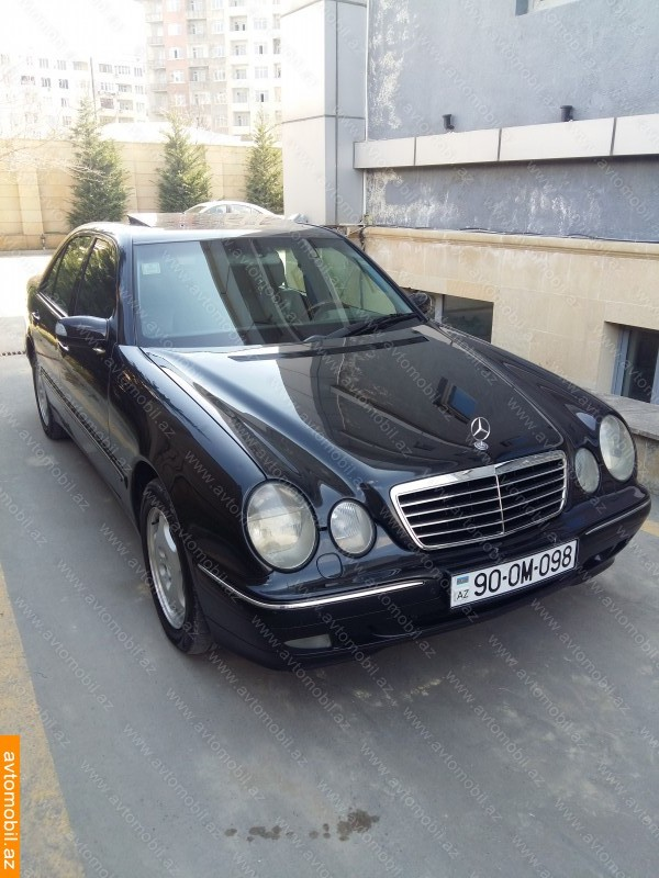 Mercedes-Benz E 320 3.2(lt) 2001 Подержанный  $16000