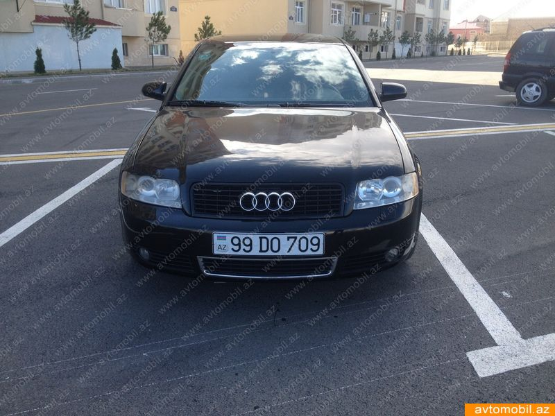 Audi A4 2.0(lt) 2003 Second hand  $7500