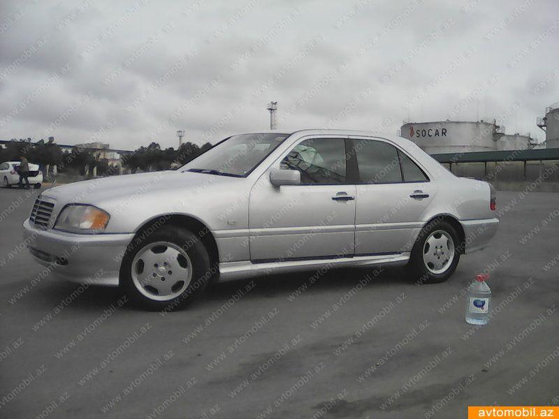 Mercedes-Benz C 200 2.0(lt) 1996 Second hand  $6500