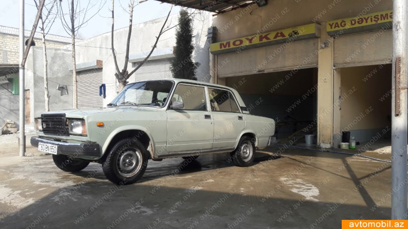 VAZ 2107 1.5(lt) 2002 Second hand  $1700
