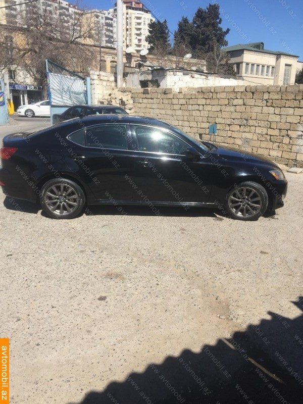 Lexus IS 250 2.5(lt) 2007 İkinci əl  $17500