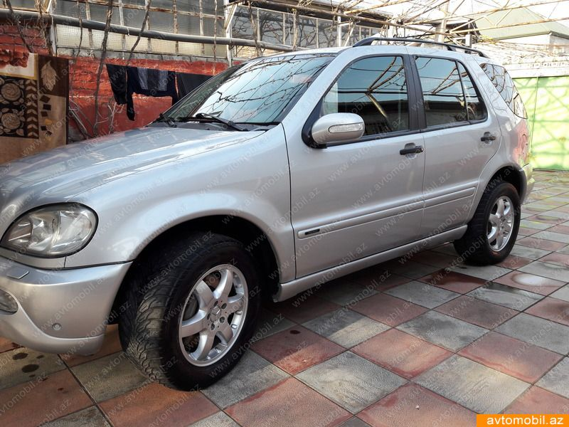 Mercedes benz ml 270 cdi urgent sale second hand 2004 for Mercedes benz second hand for sale