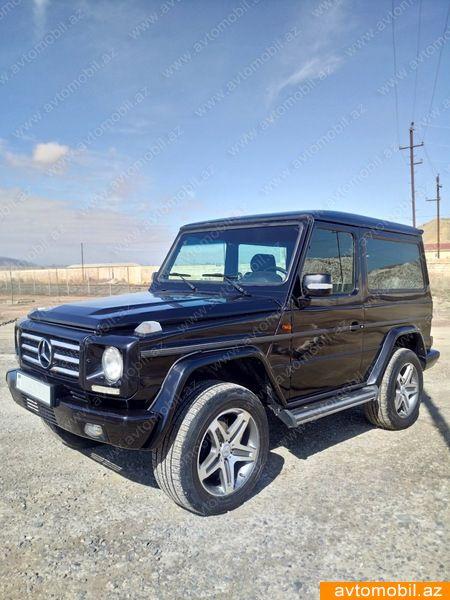 Mercedes-Benz G 320 3.2(lt) 1997 Подержанный  $14500