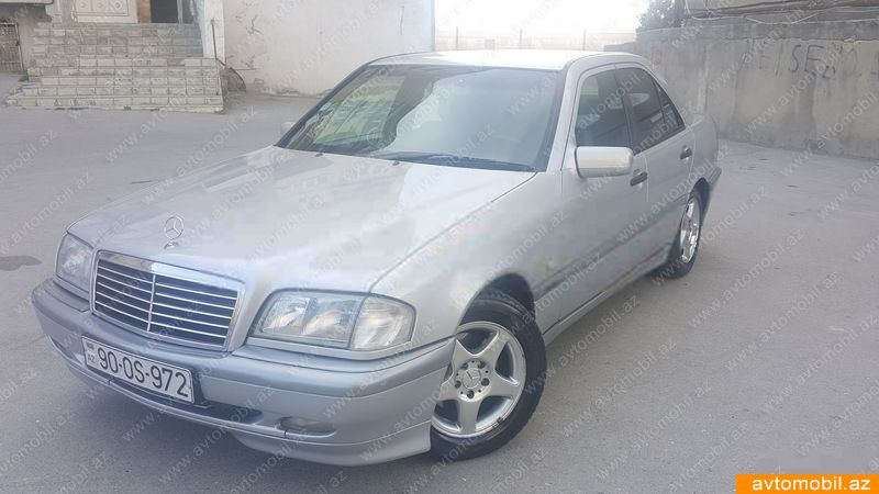 Mercedes benz c 240 second hand 1998 4500 gasoline for 2nd hand mercedes benz