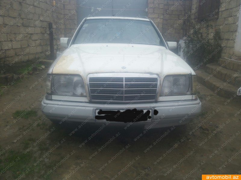 Mercedes-Benz E 250 2.5(lt) 1992 Second hand  $4500