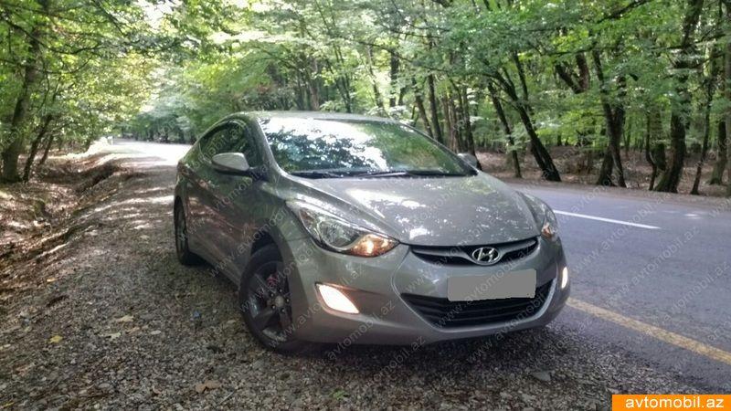 Hyundai Elantra 1.6(lt) 2011 İkinci əl  $9000