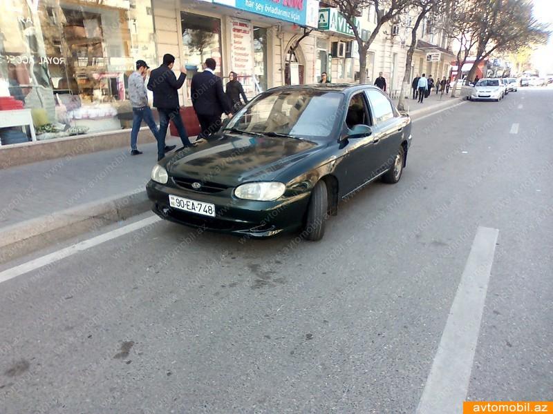 Kia Sephia 1.5(lt) 1998 İkinci əl  $2800