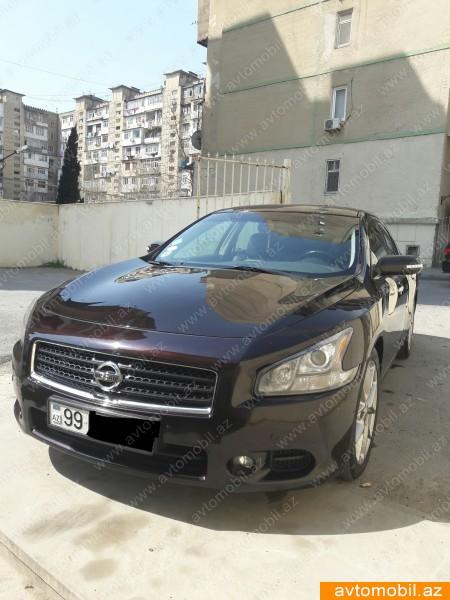 Nissan Maxima 3.5(lt) 2011 İkinci əl  $16000