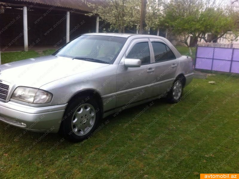 Mercedes benz c 180 second hand 1993 2800 gasoline for 2nd hand mercedes benz