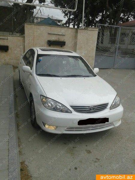 Toyota Camry 3.0(lt) 2006 Подержанный  $12000