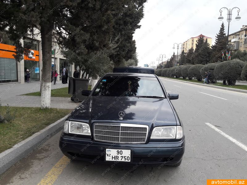 Mercedes-Benz C 200 2.0(lt) 1997 Second hand  $4000