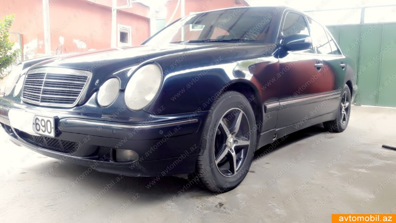 Mercedes benz e 270 urgent sale second hand 2000 11000 for Second hand mercedes benz for sale