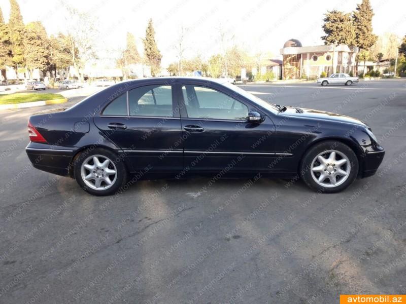 Mercedes-Benz C 200 1.8(lt) 2003 Second hand  $8800